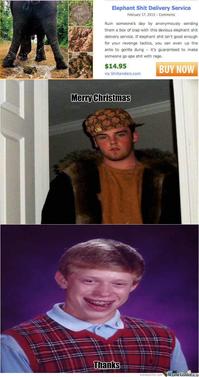 Bad Luck Brians Chirstmas