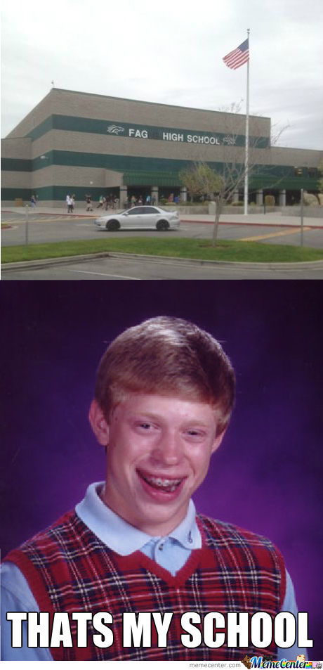 Bad Luck Brians School