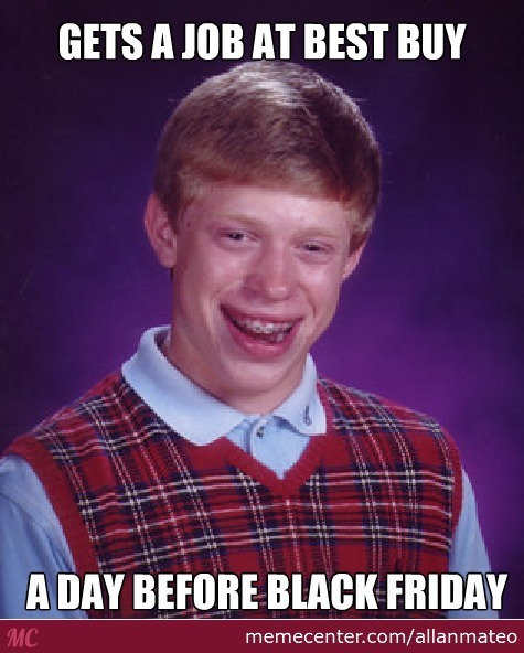 Bad Luck Bryan @ Best Buy