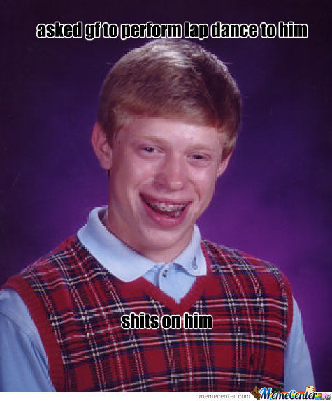 Bad Luck Bryan Is Bad Luck