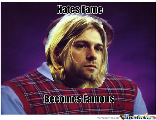 Bad Luck Cobain