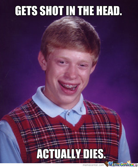 Bad Luck Courier