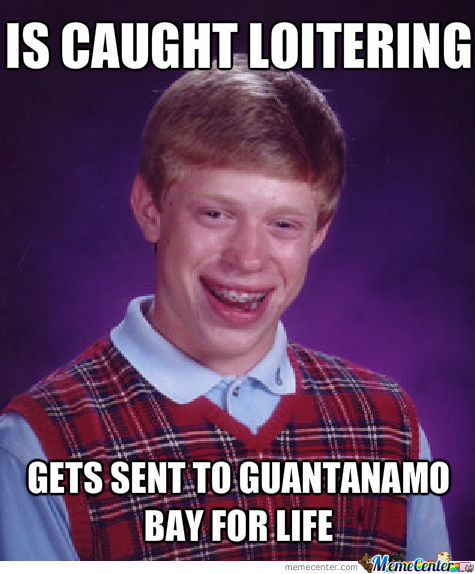 Bad Luck Criminal