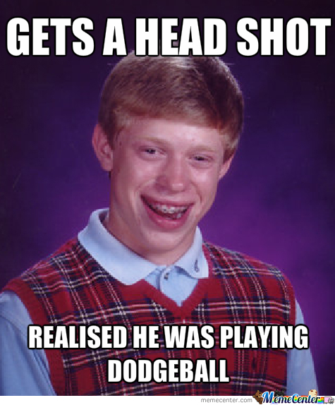 Bad Luck Dodgeball