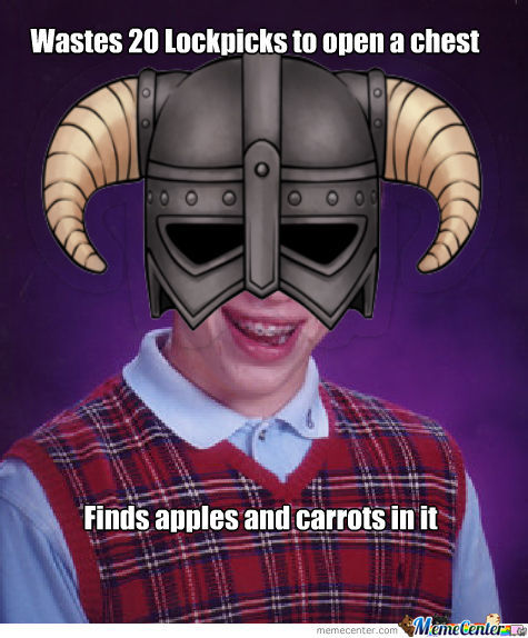 Bad Luck Dragonborn
