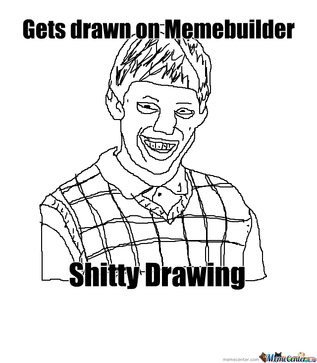 Bad Luck Drawing