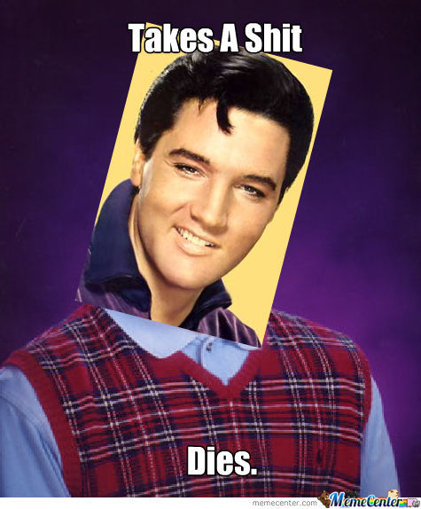 Bad Luck Elvis
