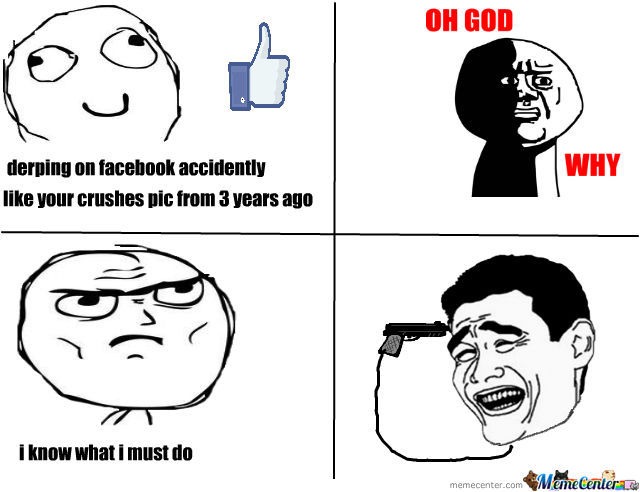 Bad Luck Facebook