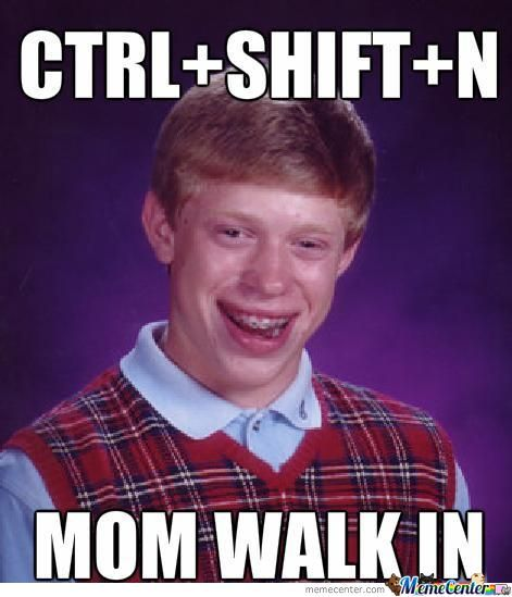 Bad Luck Fapper