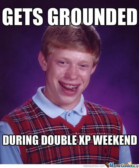 Bad Luck Gamer