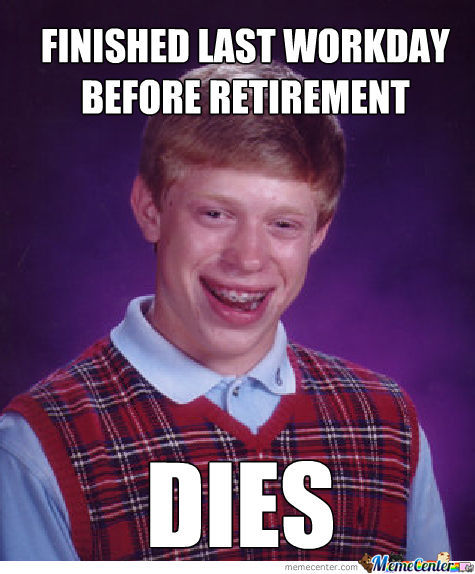 Bad Luck Grandpa