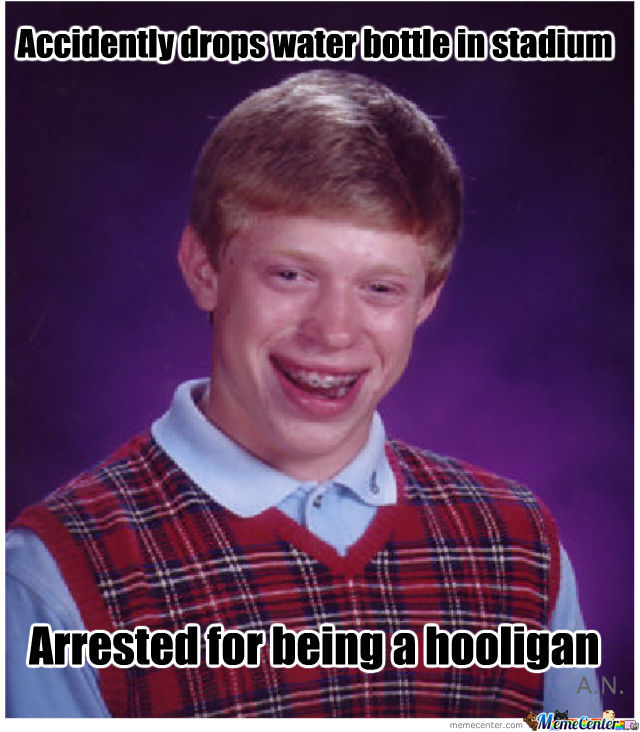 Bad Luck Hooligan
