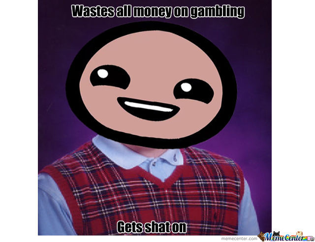 Bad Luck Isaac (Skatole)