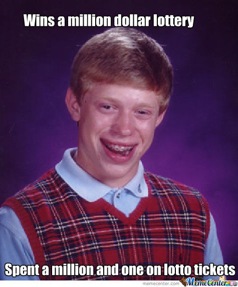 Bad Luck Lottery
