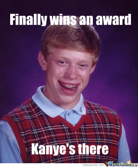 Bad Luck Lvl: Kanye West