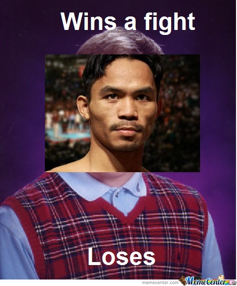 Bad Luck Manny