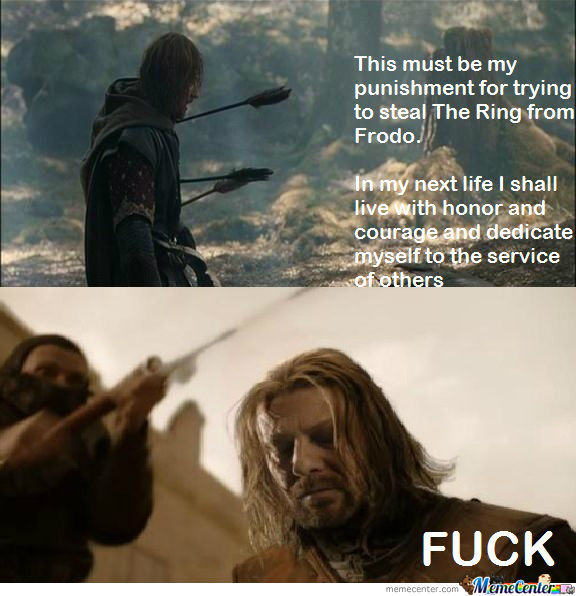 Bad Luck Ned