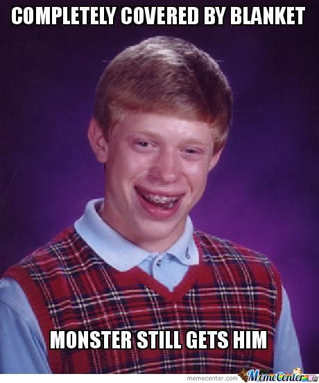 Bad Luck, Oh Boy.