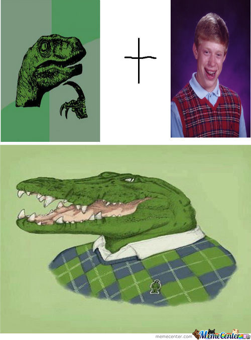 Bad Luck Raptor
