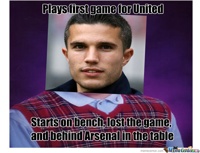 Bad Luck Robin
