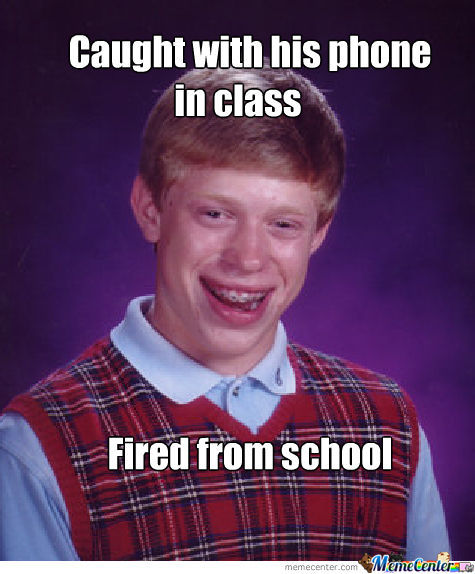 Bad Luck Schoolboy/girl