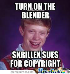 Bad Luck Skrillex