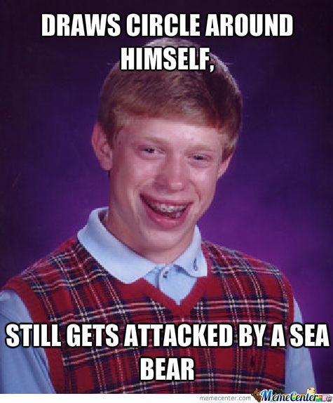 Bad Luck Squidward