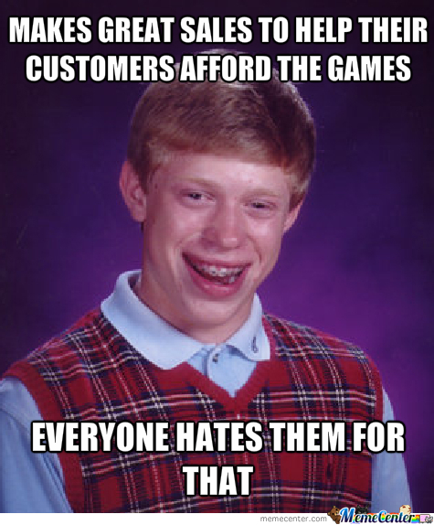 Bad Luck Steam