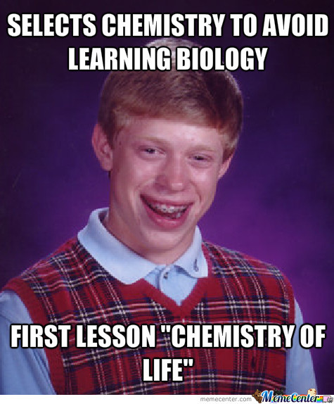 Bad Luck Student