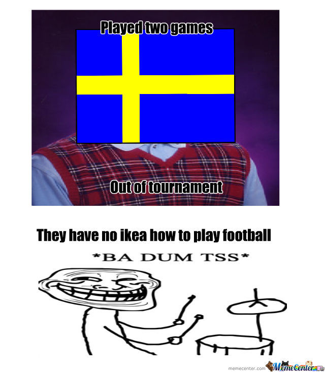 Bad Luck Sweden