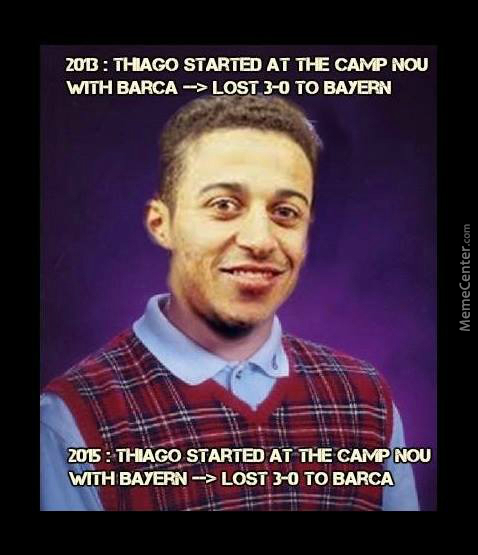 Bad Luck Thiago