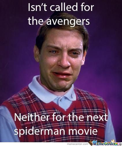 angry tobey maguire meme - photo #33