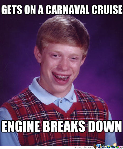 Bad Luck Vacation