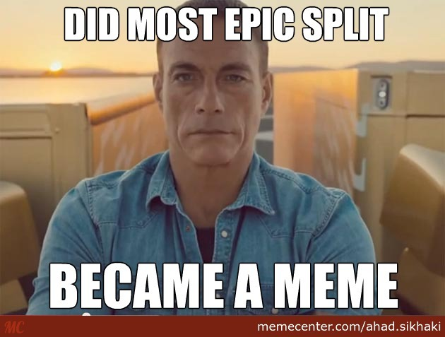 Bad Luck Van Damme