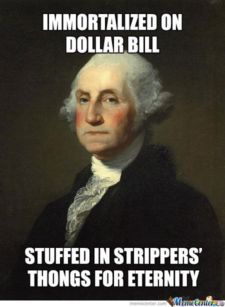 Bad Luck Washington