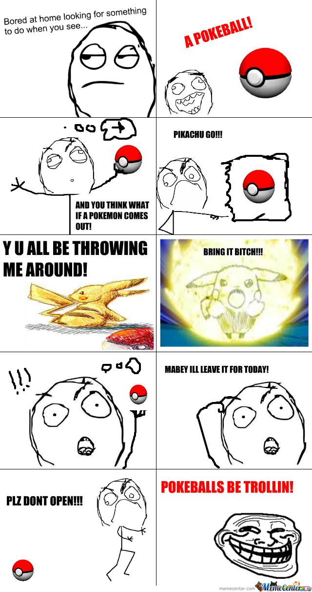 Bad Pokeball