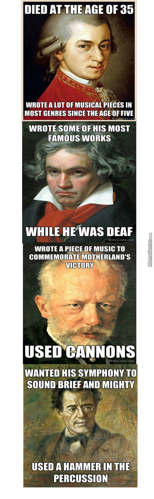 Badass Composers Being Badass
