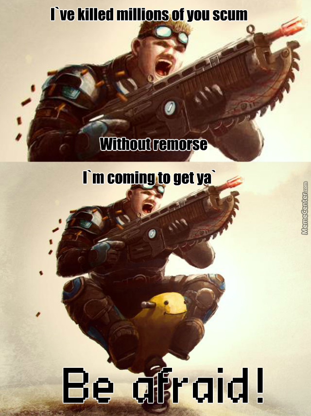 gears of war funny - photo #14