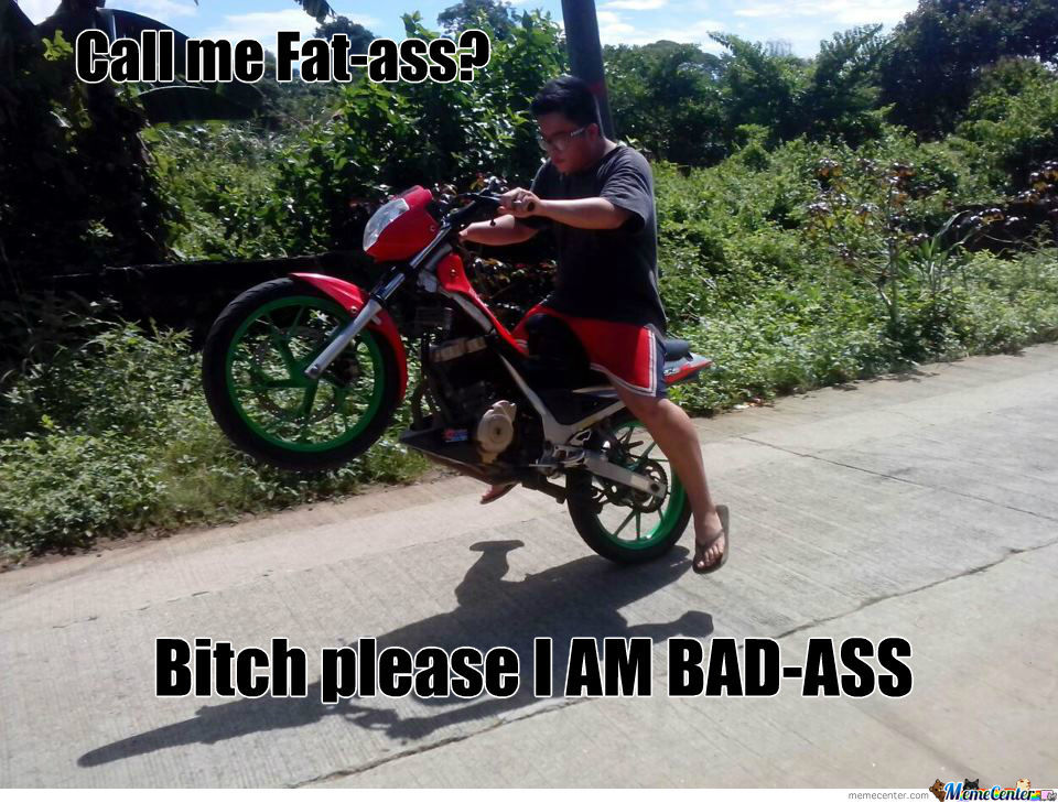 Badass Wheelie Guy!!!