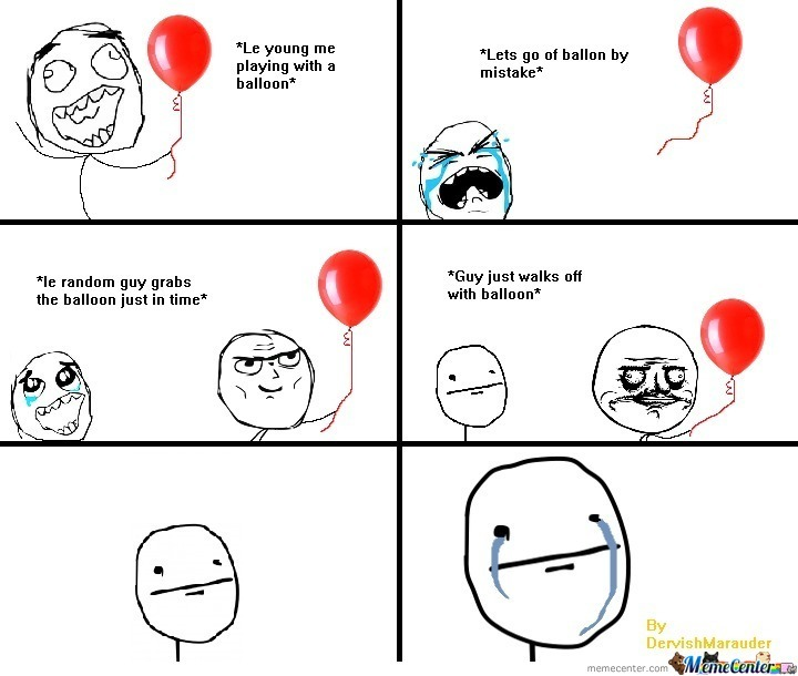 Balloon Thief