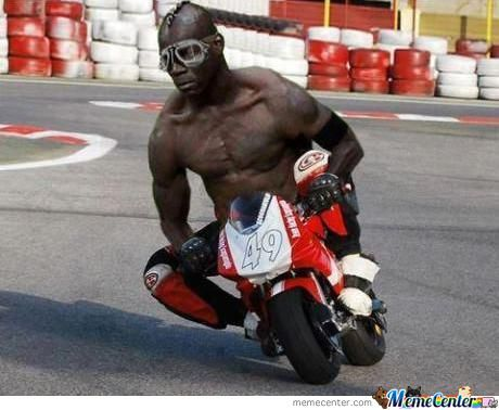 Balotelli Strikes Again...