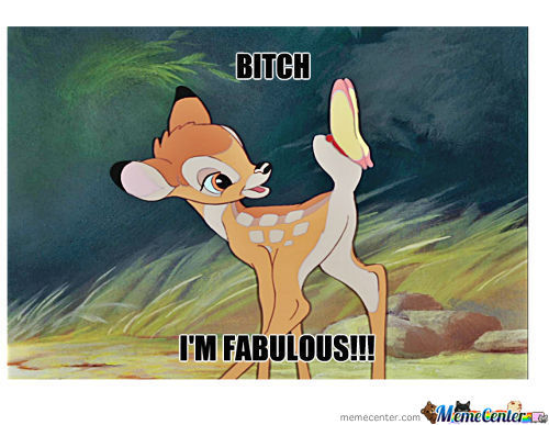 Bambi Is Fabulous