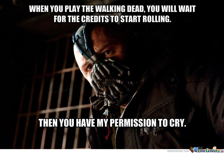 Bane On The Walking Dead