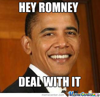 Barack Obama To Romney