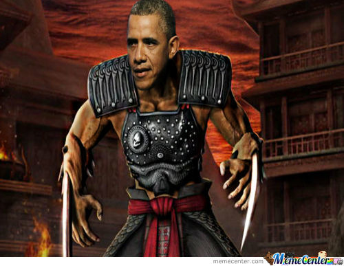 Baraka Obama, Bringing Change To The Outworld