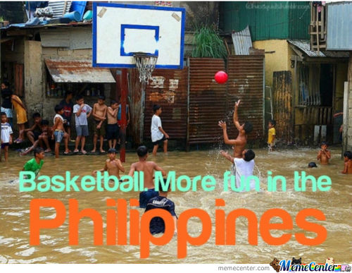 Basketball - More Fun In The Philippines