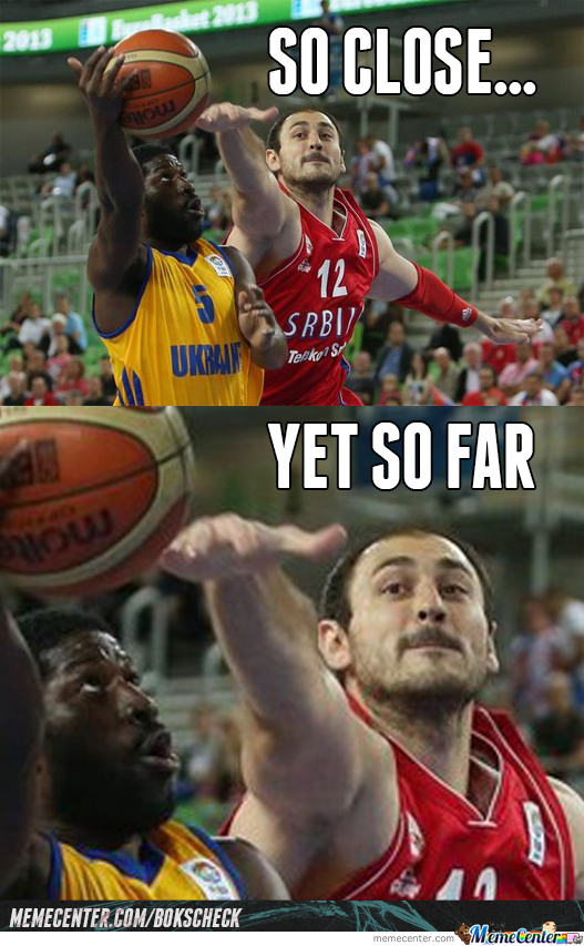 Basketball Meme #2
