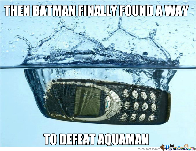 Batman Found A Way!