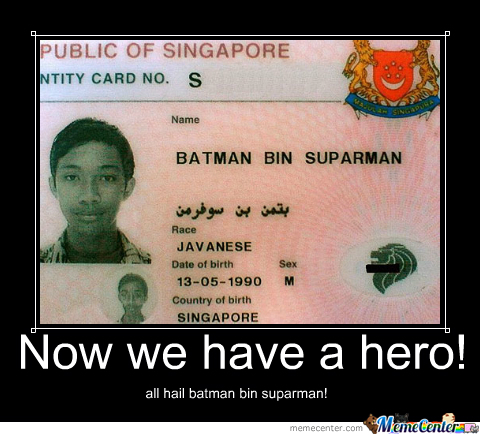 Batman Have Been Suparman