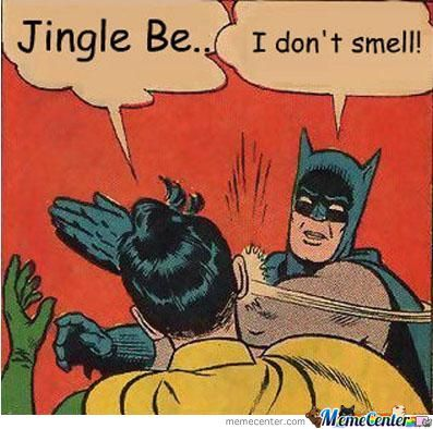 Batman Smells?